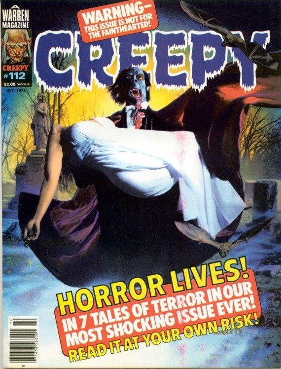 Creepy (Magazine) #112