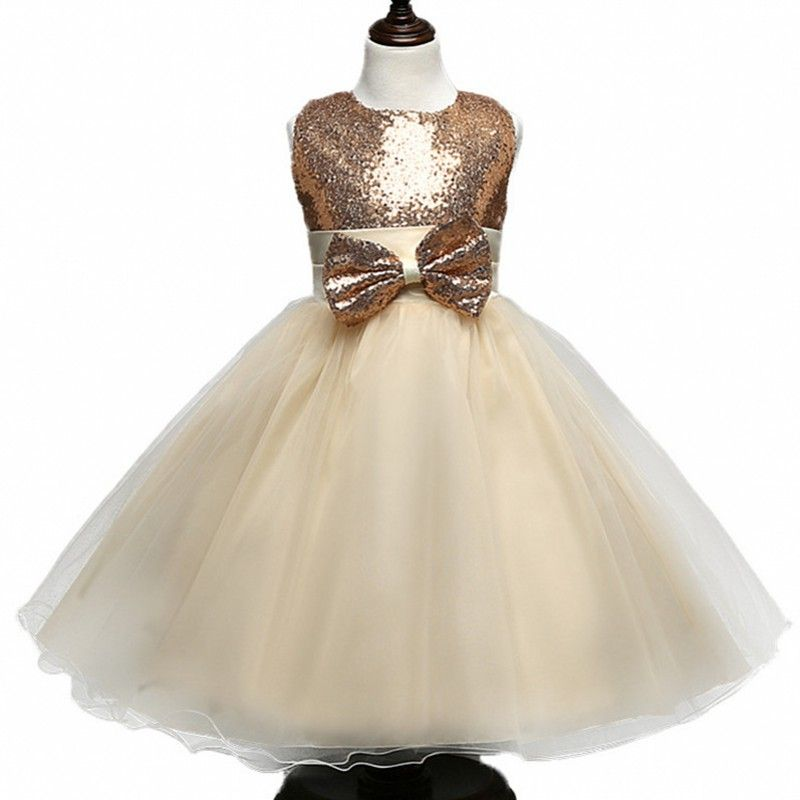 a5bd3ea22ae Click to Buy    Formal Teenage Girls Party Dresses Brand Baby Girl Clothes