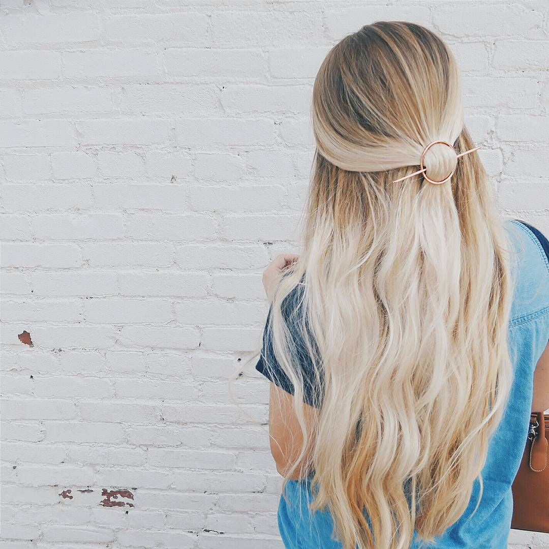Beauty Tips: How beautiful to collect long hair