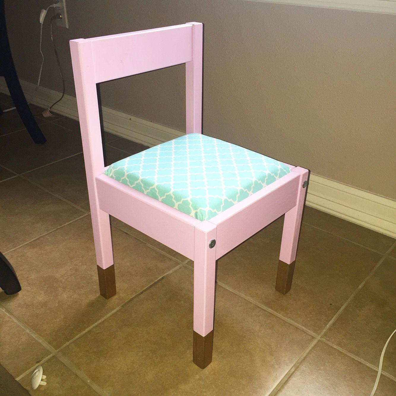 Ikea Latt Hack Adding Seat Cushions All Supplies Purchased At