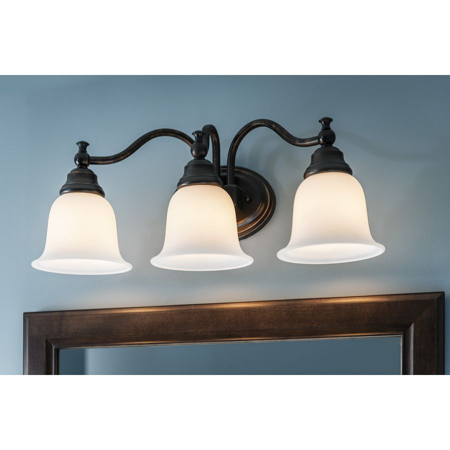 Light Brandy Chase Oil Rubbed Bronze