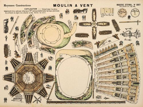 Image result for paper model buildings templates   Archaeological ...
