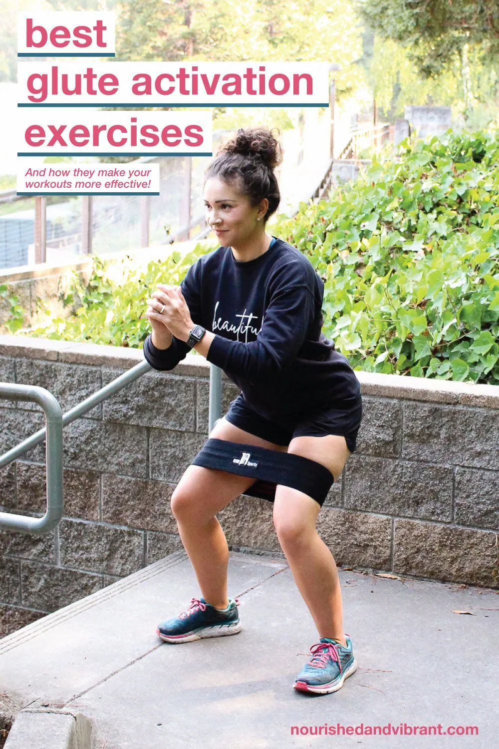 Best Glute Activation Exercises & How They Make Workouts More Effective - Nourished and Vibrant
