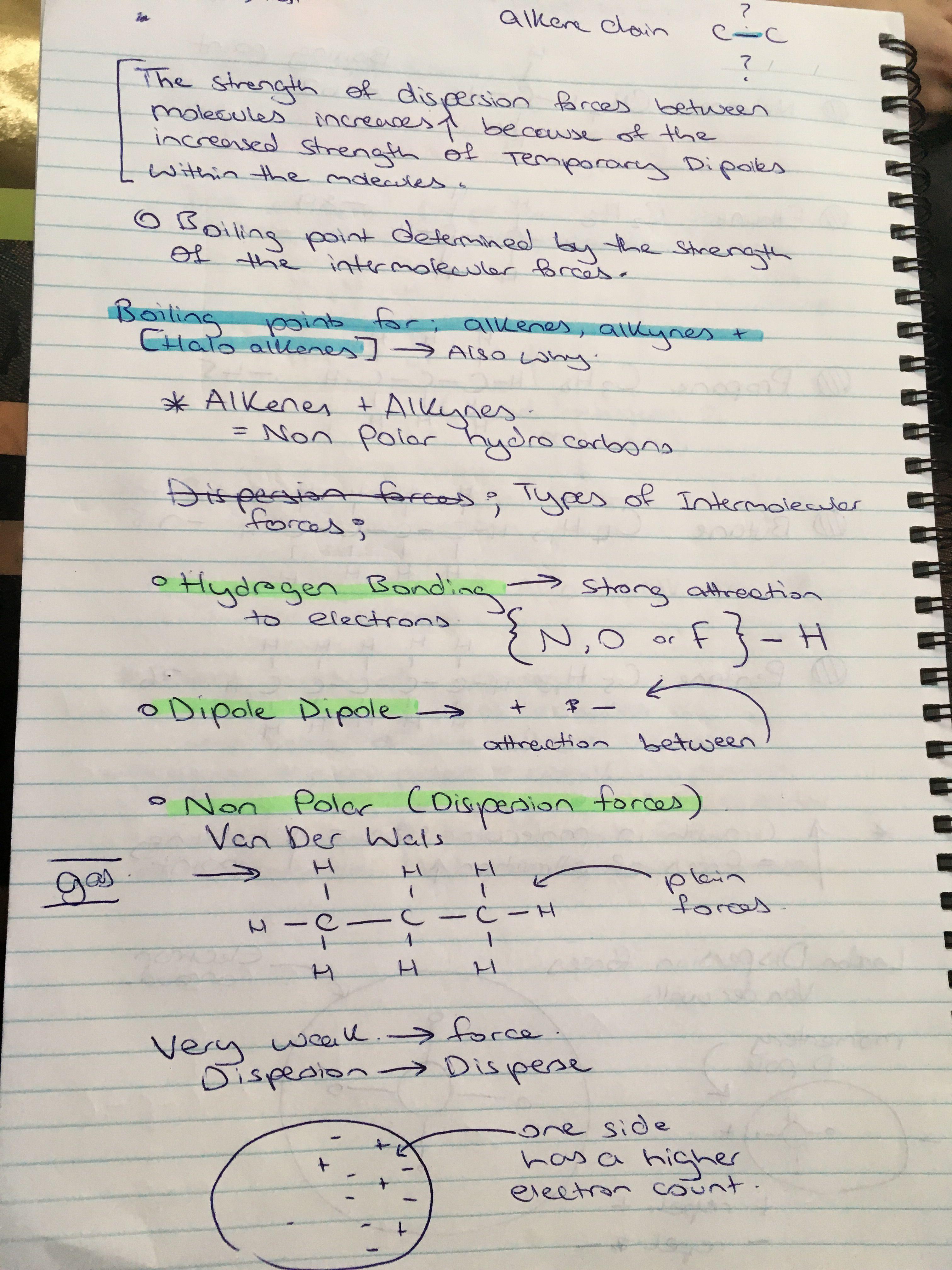 Types Of Intermolecular Forces Intermolecular Force Super Teacher Worksheets Subtraction Word Problems [ 4032 x 3024 Pixel ]