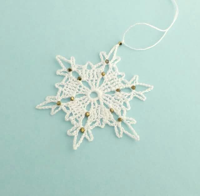 Pin von Максимчук Людмила auf Crochet Snowflakes Patterns ...