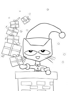 top 20 free printable pete the cat coloring pages online  cat colors learning and free printable