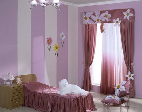 cortinas dormitorios niñas | inda | Pinterest | Kids room