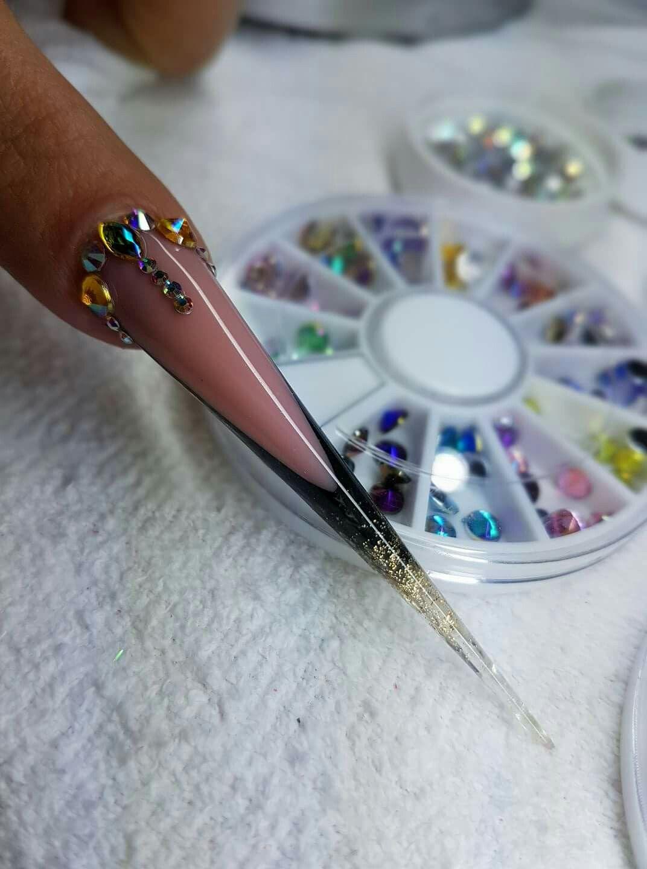 Pin by Nagy Donatella on Extreme nails | Pinterest