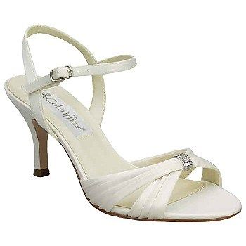 5619bc58fc2 Coloriffics Women s Tori Sandal......... these are PERFECT wedding shoes