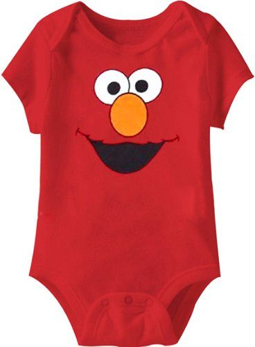 Grey Sesame Street Super Grover Baby Boys Costume Bodysuit with Cape