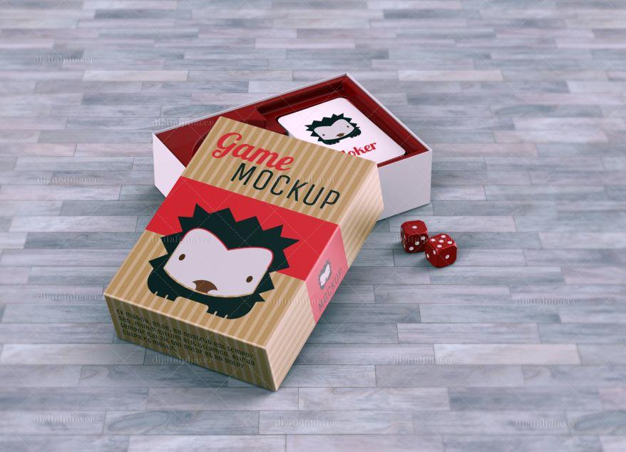 Product Packaging Mockups Board Game Box Box Mockup Board Games