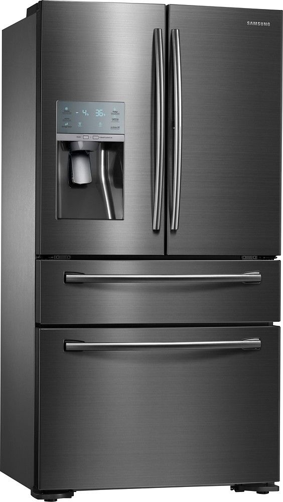 Refrigerator · Samsung   ShowCase 22.4 Cu. Ft. 4 Door Flex French Door  Counter