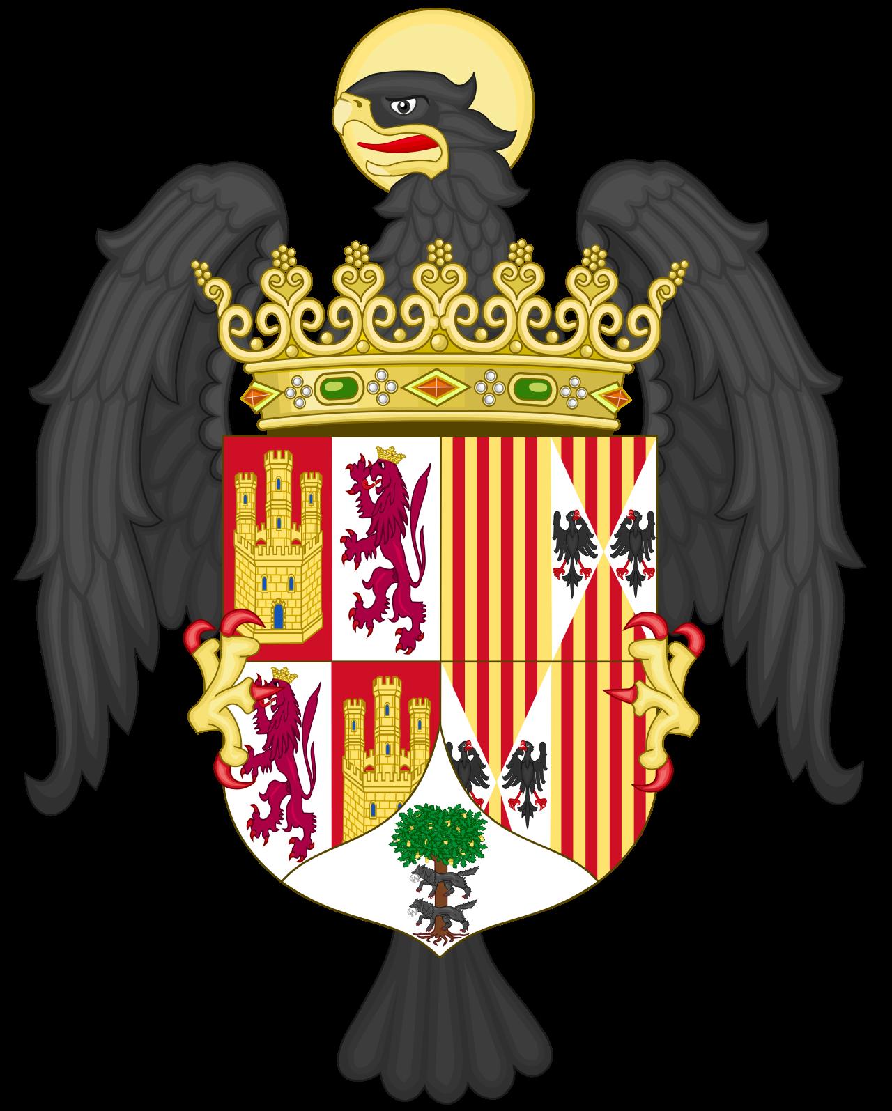 águila De San Juan Wikipedia La Enciclopedia Libre Escudo Nobiliario Escudo De Armas Escudo