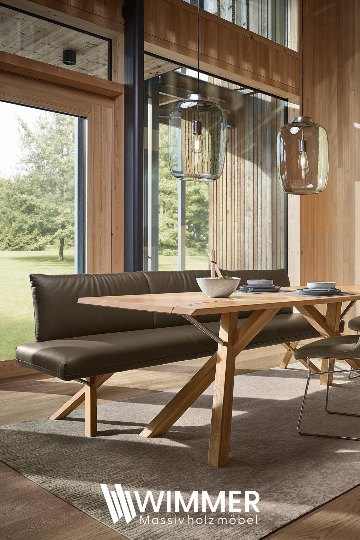 Esszimmer Aus Holz Mit Sitzbank Sitzbank Esszimmer Holz In 2020 Speisezimmereinrichtung Wohnen Sitzbank Esszimmer