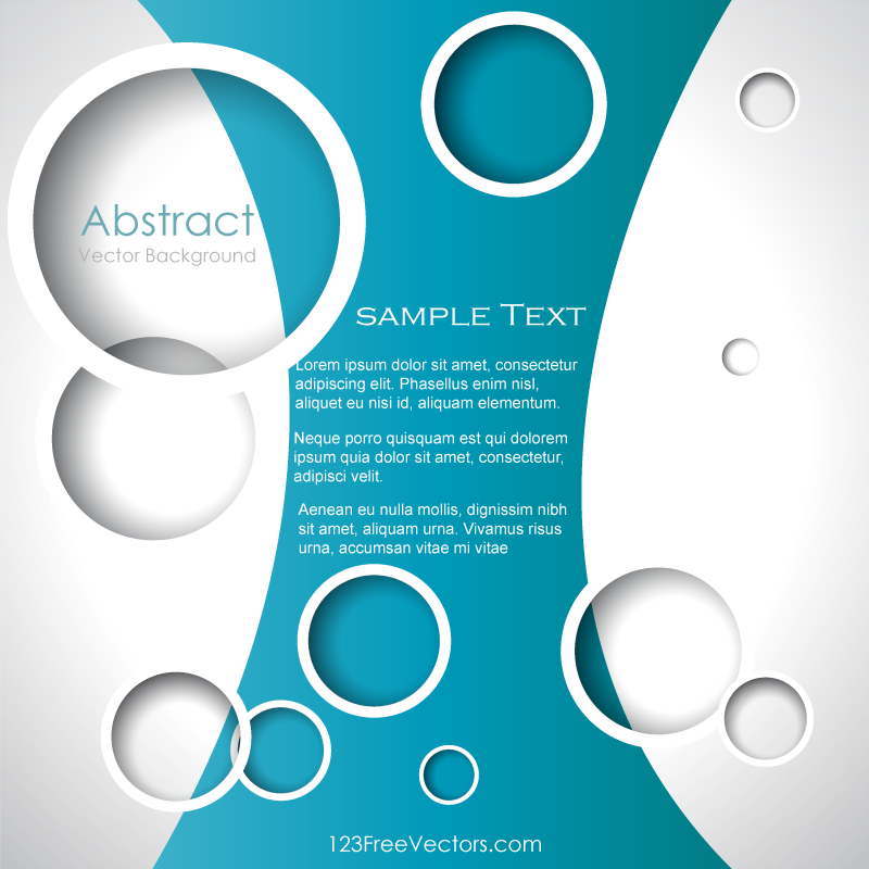 Free Download Circle Background Illustrator Template Vector ...