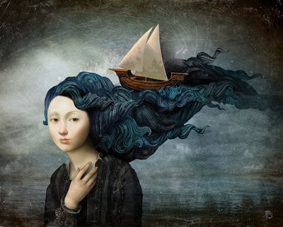Message from the sea Christian Schloe