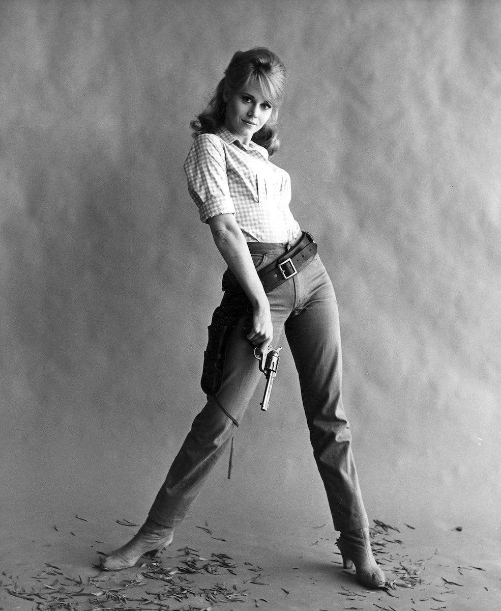 Jane Fonda, Cat Ballou (1965)