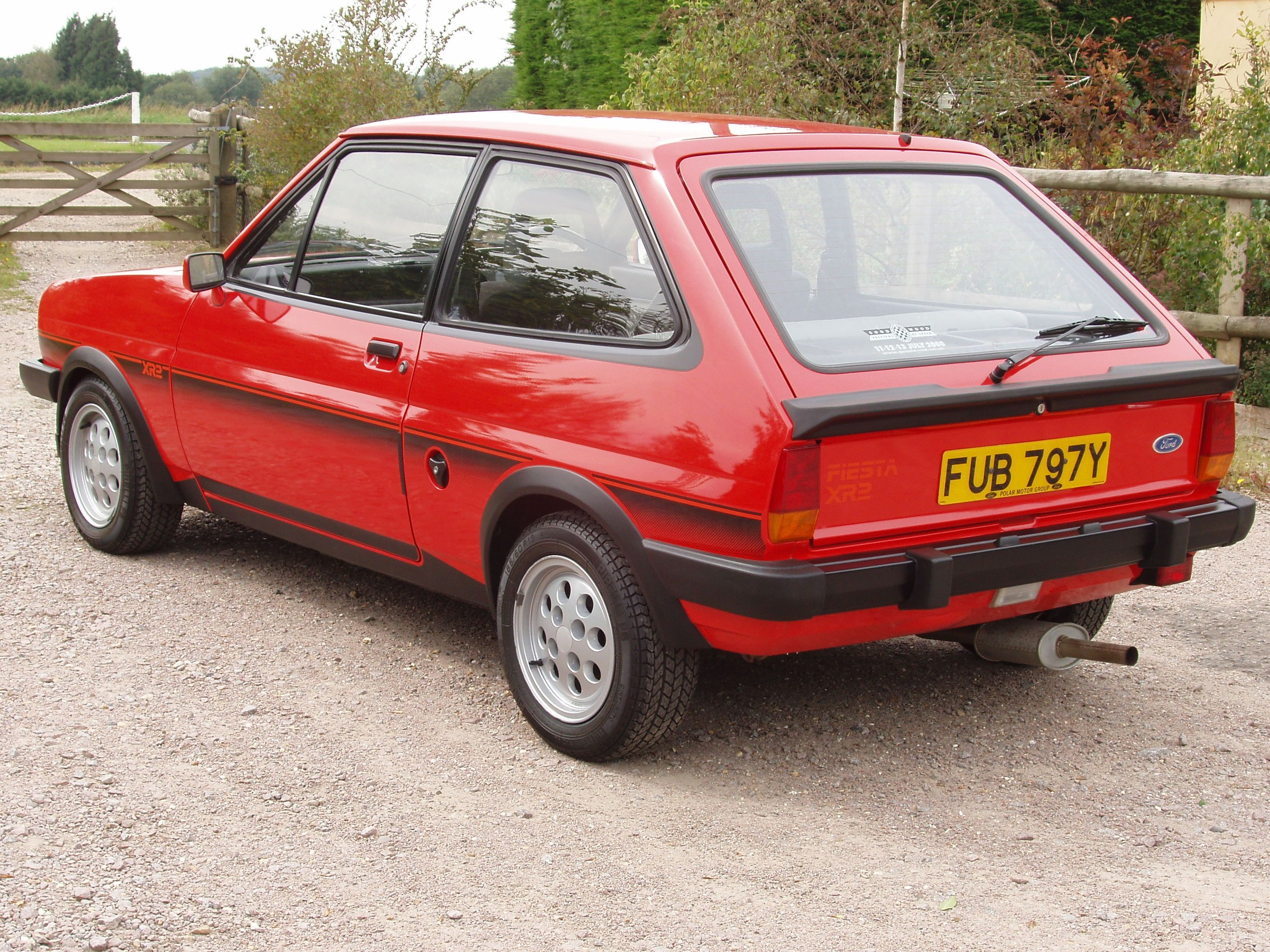 Fiesta XR2i - 2 | Ford Europe | Ford, Cars, Old fords