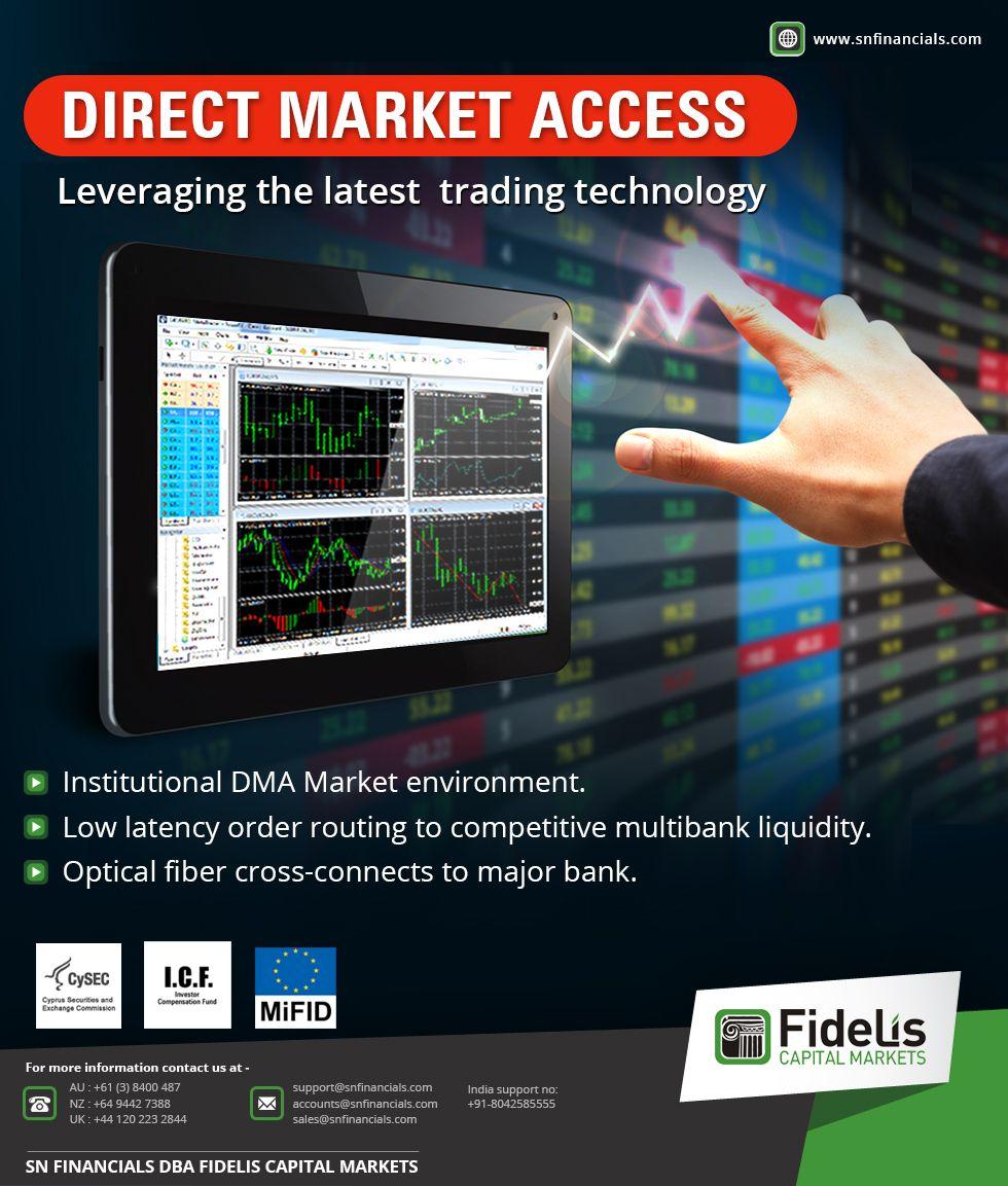 Pin by Fidelis Capital Markets on Company Profile Market