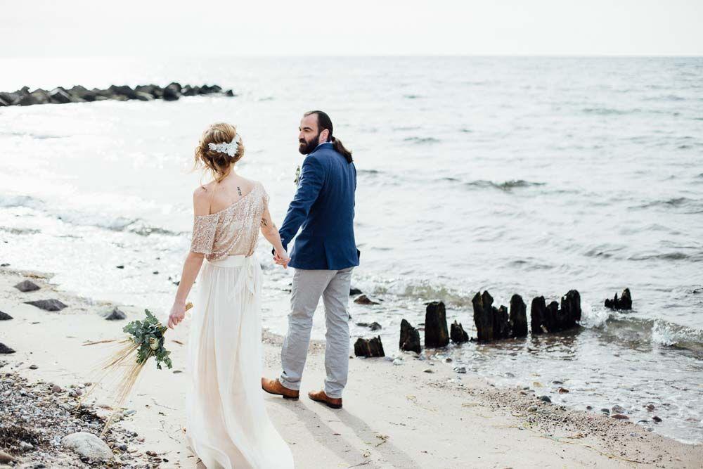 Ein Ja Am Meer Eine Strandhochzeit Auf Fehmarn Strandhochzeit Hochzeit Hamburg Hochzeit