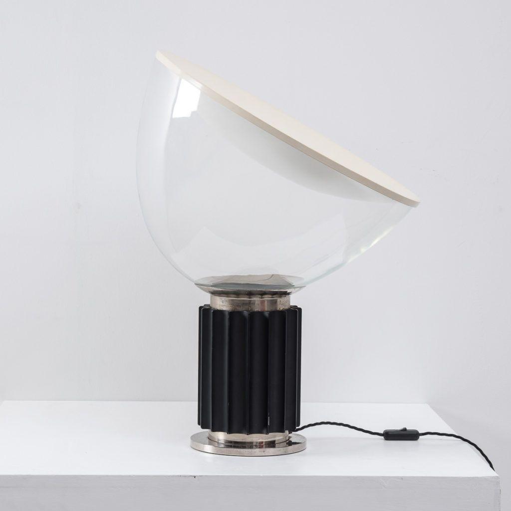 Achille castiglioni taccia table lamp lighting pinterest achille castiglioni taccia table lamp mozeypictures Gallery