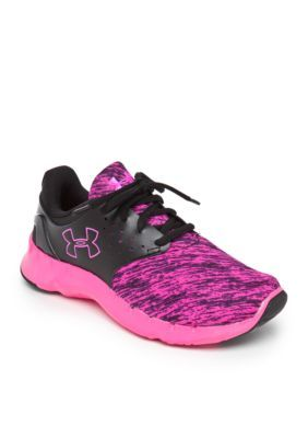 Under Armour  Girls Pre-School Flow RN Twist Running Shoes- ToddlerYouth Sizes