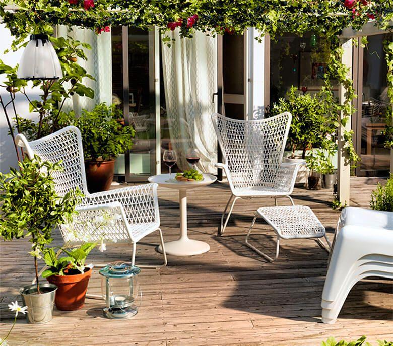 Muebles decoraci n y productos para el hogar for Mobiliario de terraza ikea