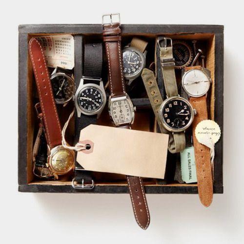 love watches.