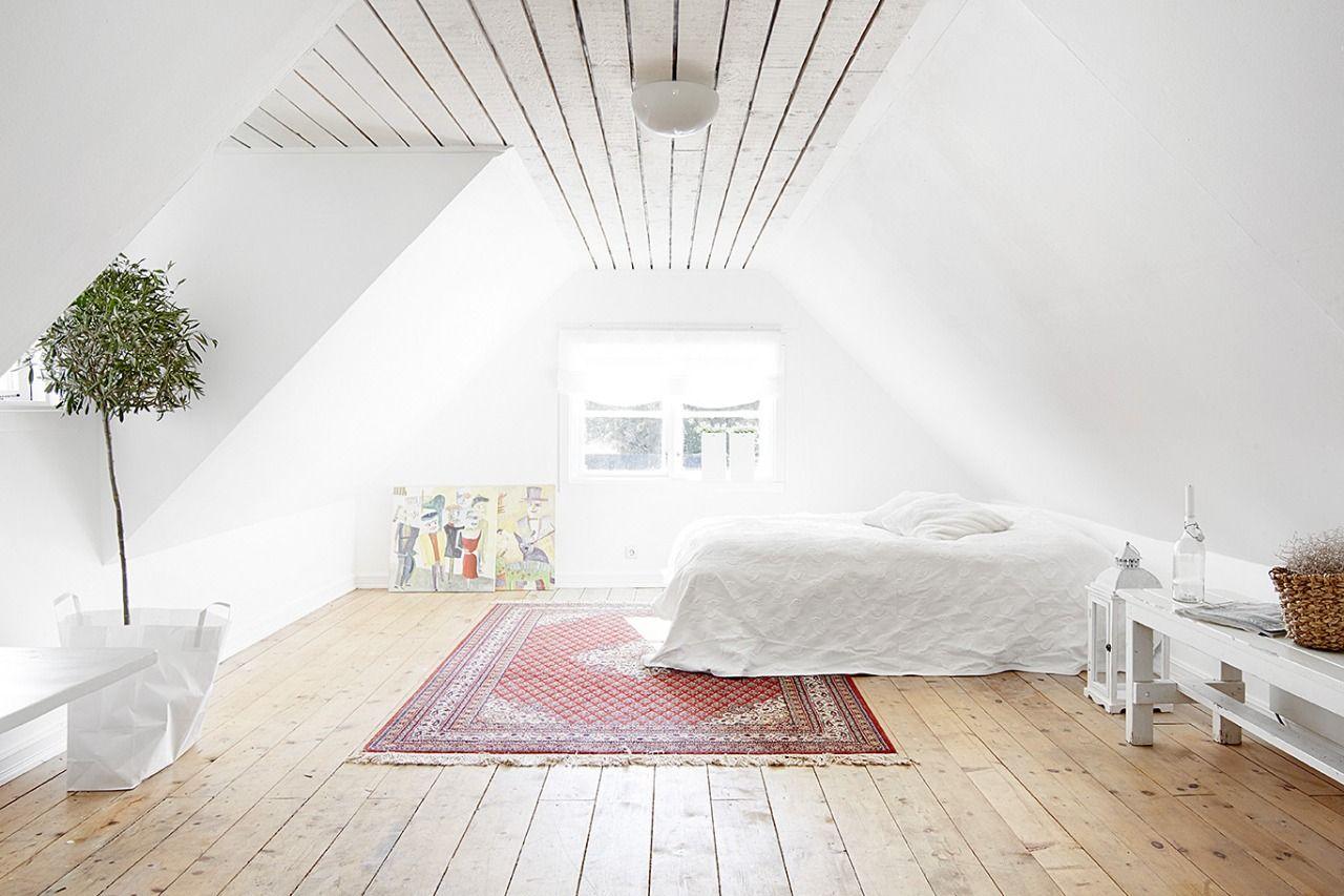 21++ Attic bedroom flooring ppdb 2021