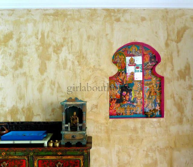 DIY #Decoupage #Wallart # Handmade #decor #Indiancalendar art ...