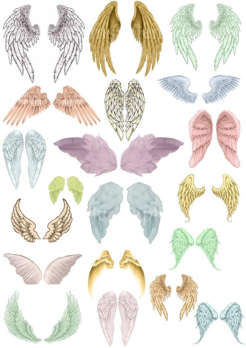 37++ Wings art ideas