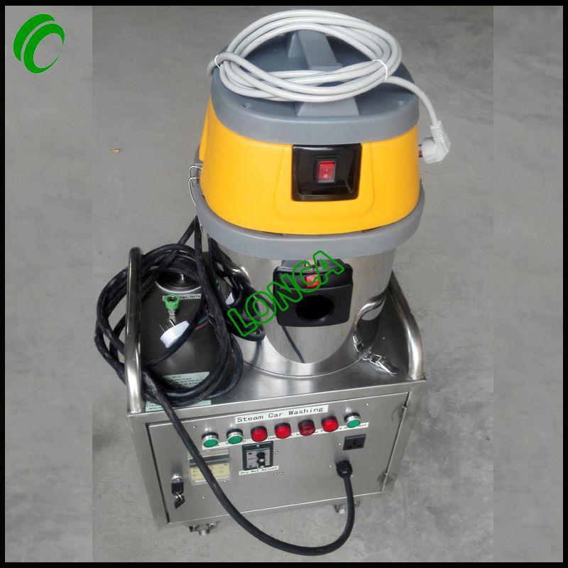 Our steam vacuum cleaner,