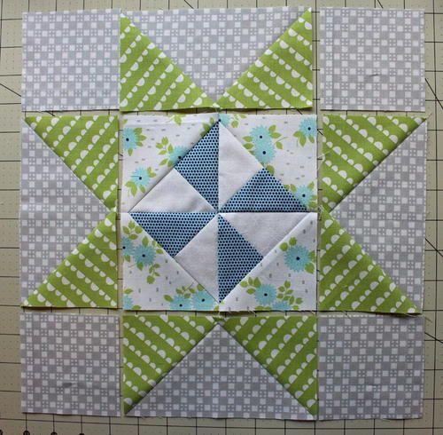 Danish Pinwheel Star Block Tutorial | Tutorials, Patterns and ... : quilt tutorials patterns - Adamdwight.com