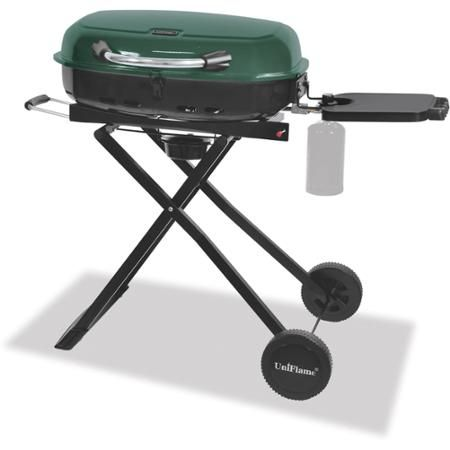Uniflame 15 000 Btus Gas Tailgating Grill Walmart Com Contest Propane Gas Grill Tailgate Grilling Outdoor Cooking Grills