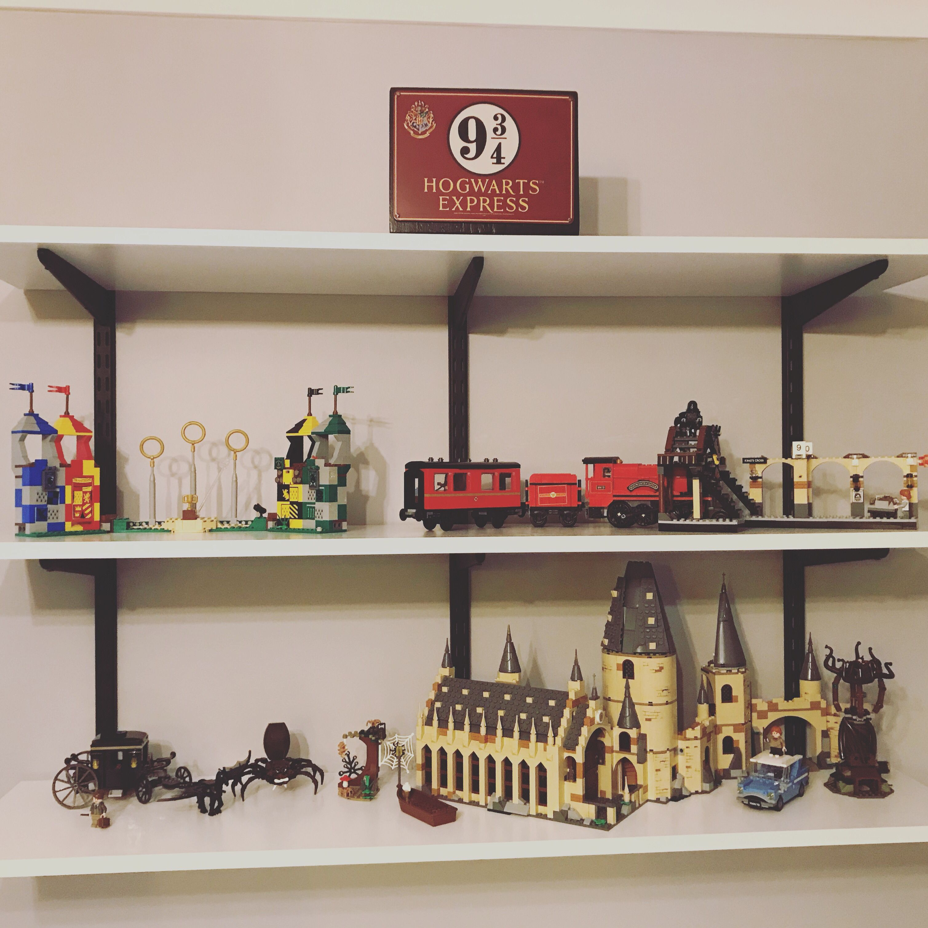 Harry Potter Lego Collection Lego Display Lego Harry Potter Harry Potter Display