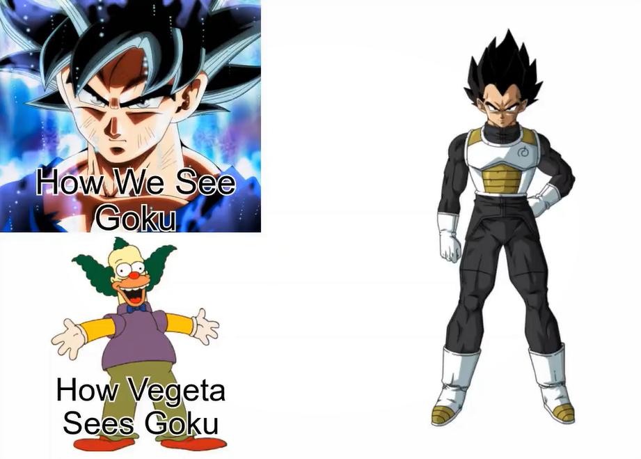 Pin By Phantom Elite On Dbz Memes Goku Vs Enemies Dbz Memes Goku Vs Goku