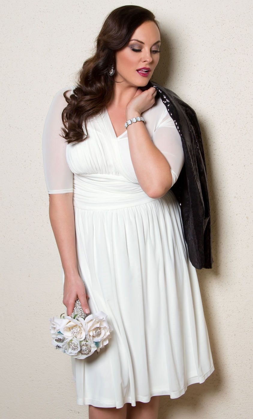 Forgo the veil and keep this plus size forever yours wedding dress forgo the veil and keep this plus size forever yours wedding dress city chic ombrellifo Image collections
