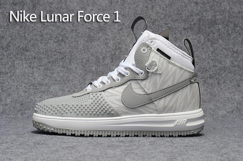 2018 Spring Fashion Nike Lunar Force 1 Iridescent Black 3M