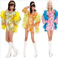 disfraces de halloween de los 70