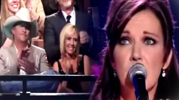 Martina Mcbride When Somebody Loves You Tribute To Alan Jackson