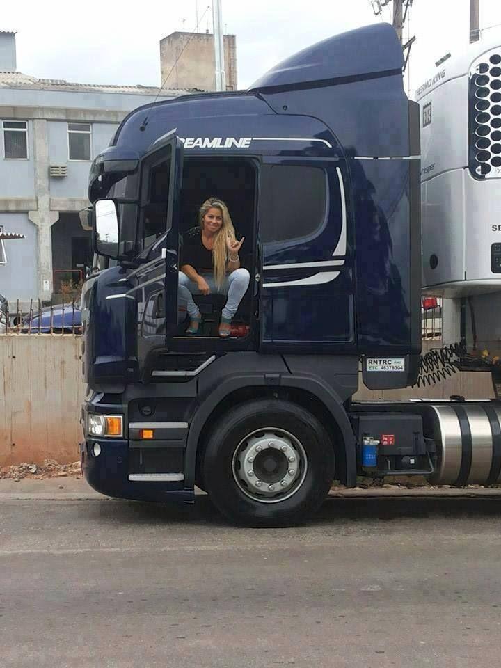 Sexy women truckers