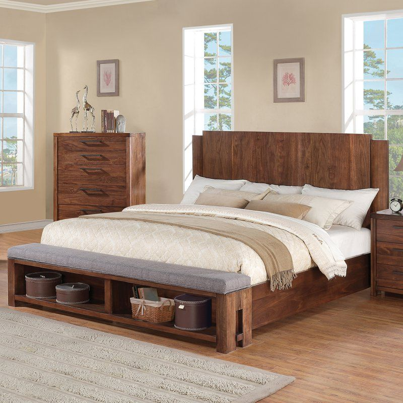 Riverside Terra Vista Panel Bed, Size: Queen - RVS2926-1 | Products ...