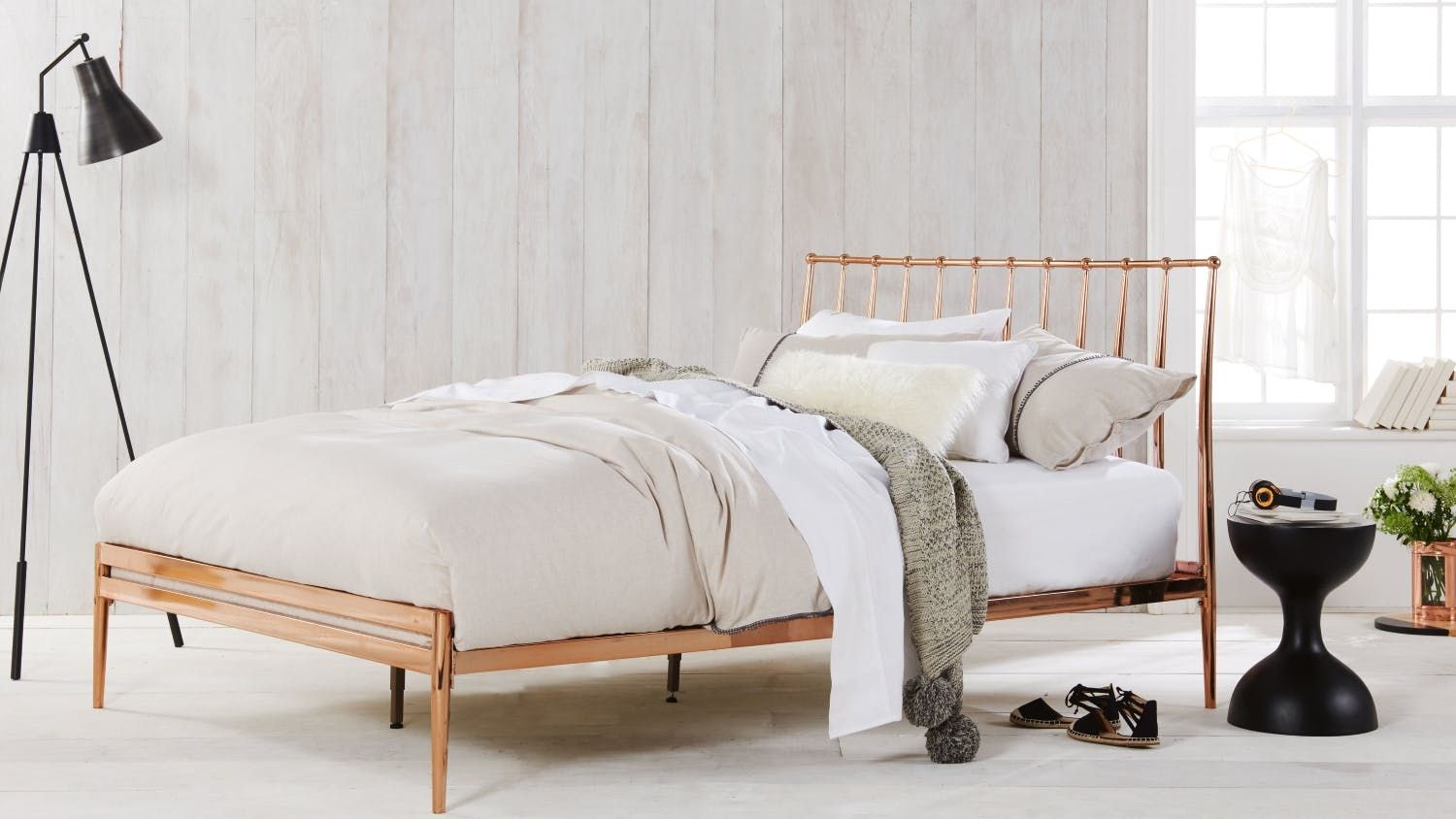 Home :: Bedroom :: Beds :: Bed Frames :: Coppa Bed Frame | My new ...