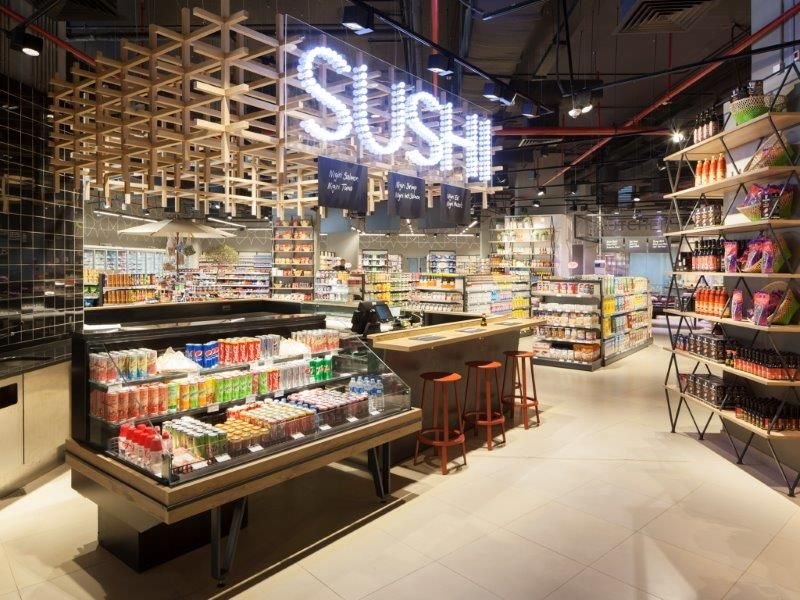 Fresh Food Market Sushi Bar New Cairo Eg Opening