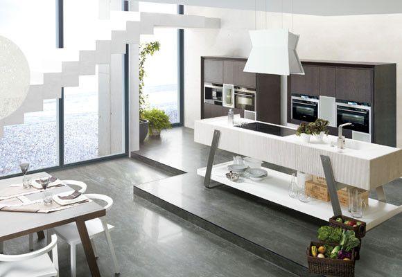 Cocina Porcelanosa | Imagen Cocina Porcelanosa 1 Kitchen Pinterest Cocinas Islas