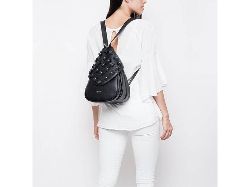 Renzo Costa MC 1802 - women s backpack black.  backpack  rucksack ... b220ccc0a3d29