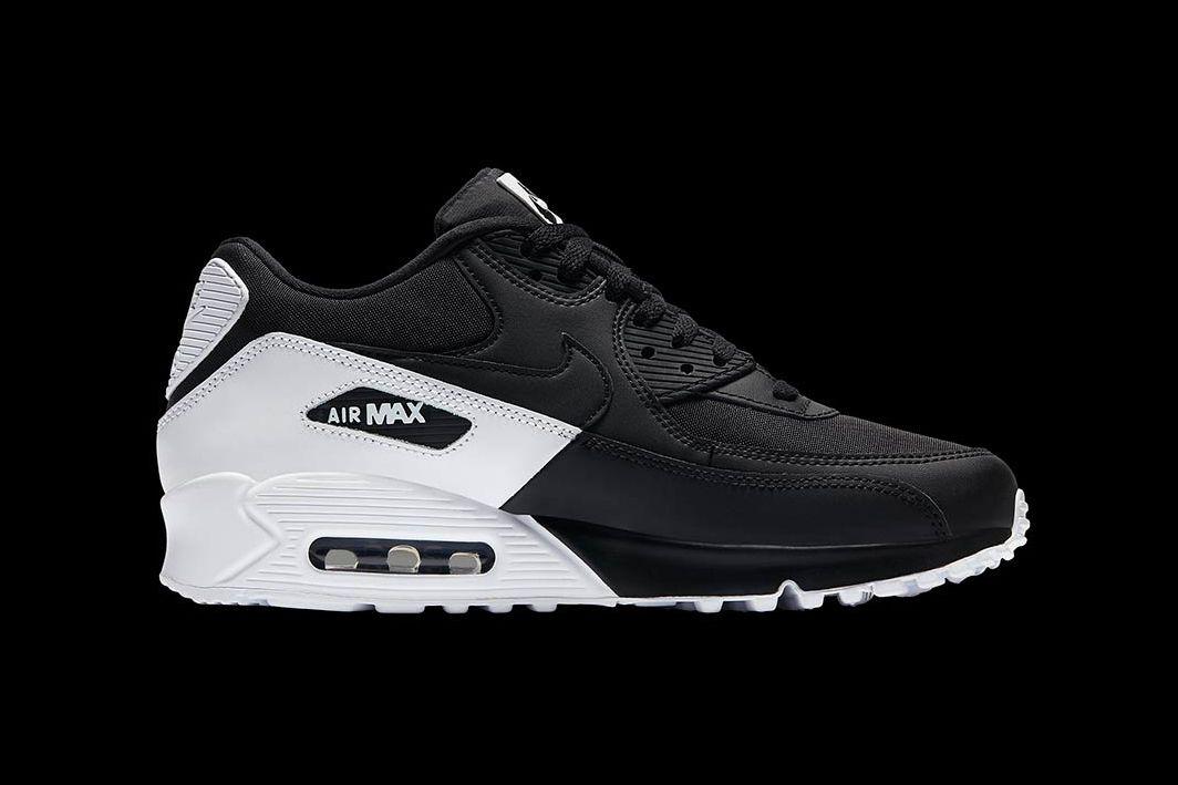 The Nike Air Max 90 Receives an Alternate Black & White