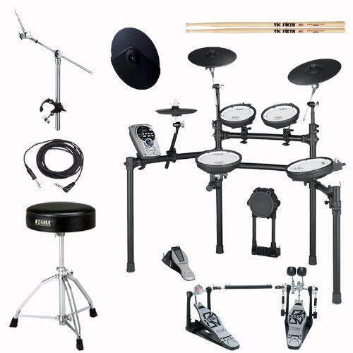 Roland Td 15k V Drums Electronic Drum Kit Package By Roland