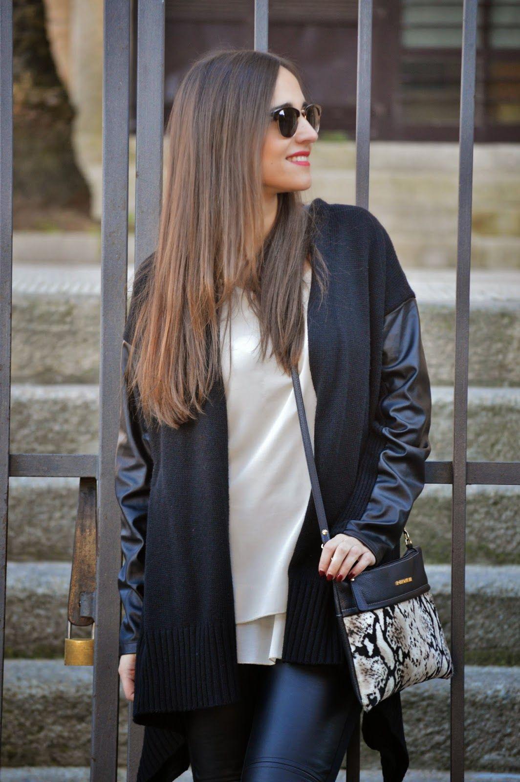 1000 maneras de vestir con bolso de piel Robert Pietri en animal print.  #robertpietri #bolsos #handbags #madeinspain #hechoenespaña #moda #tendencias #blog #bloggers #1000manerasdevestir #estilo #style
