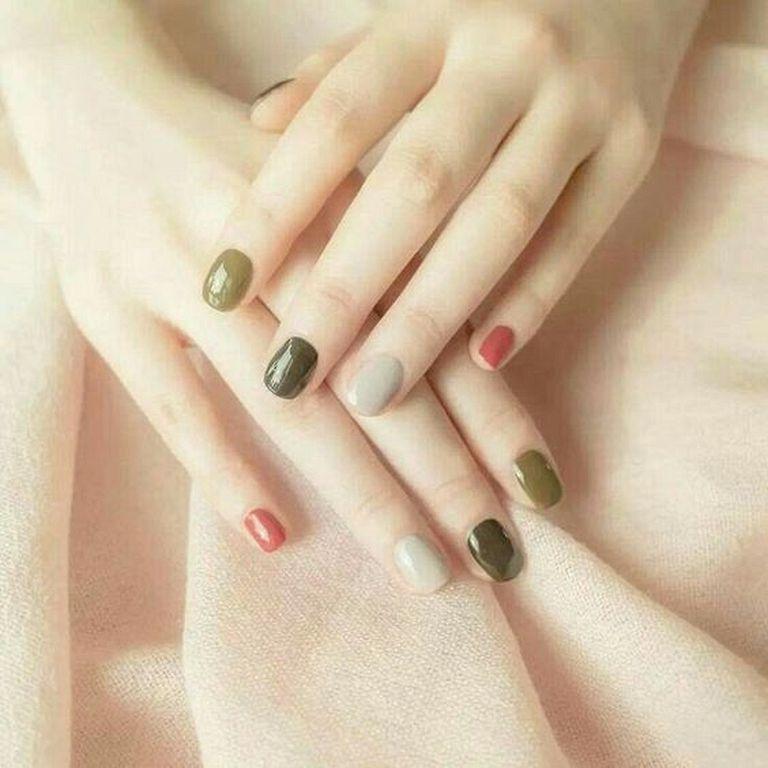 20+ Trendy Korean Nail Art Designs You Must Try   Car   Pinterest ...